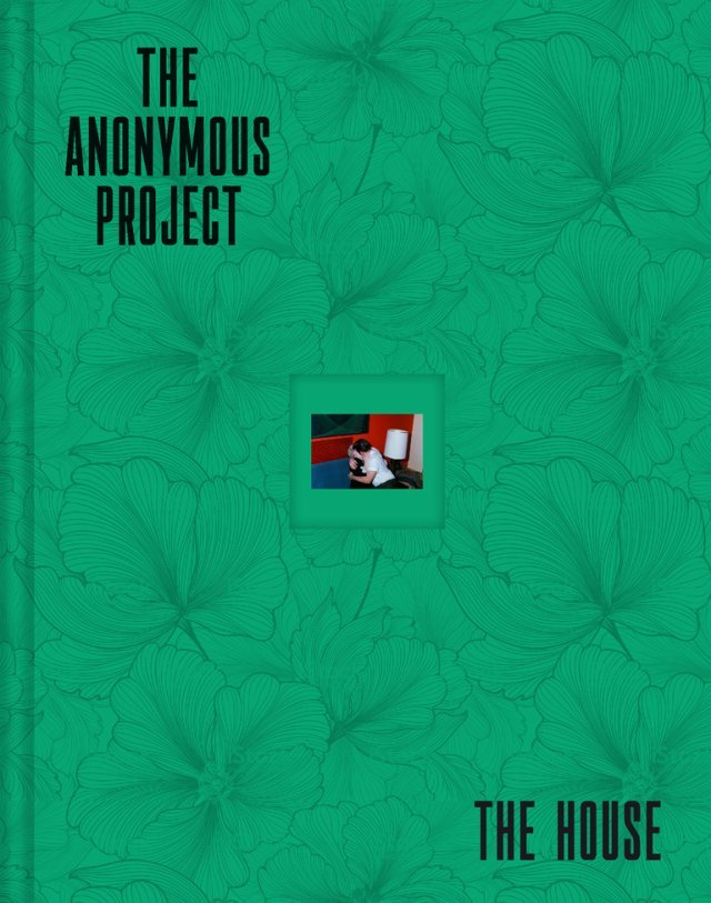 The Anonymous Project Book Cover