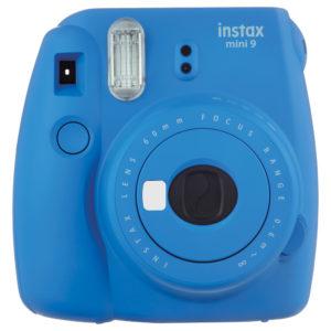 FUJI Instax Mini 9 Bleu