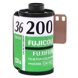 Film Fuji Fujicolor C200 135-36