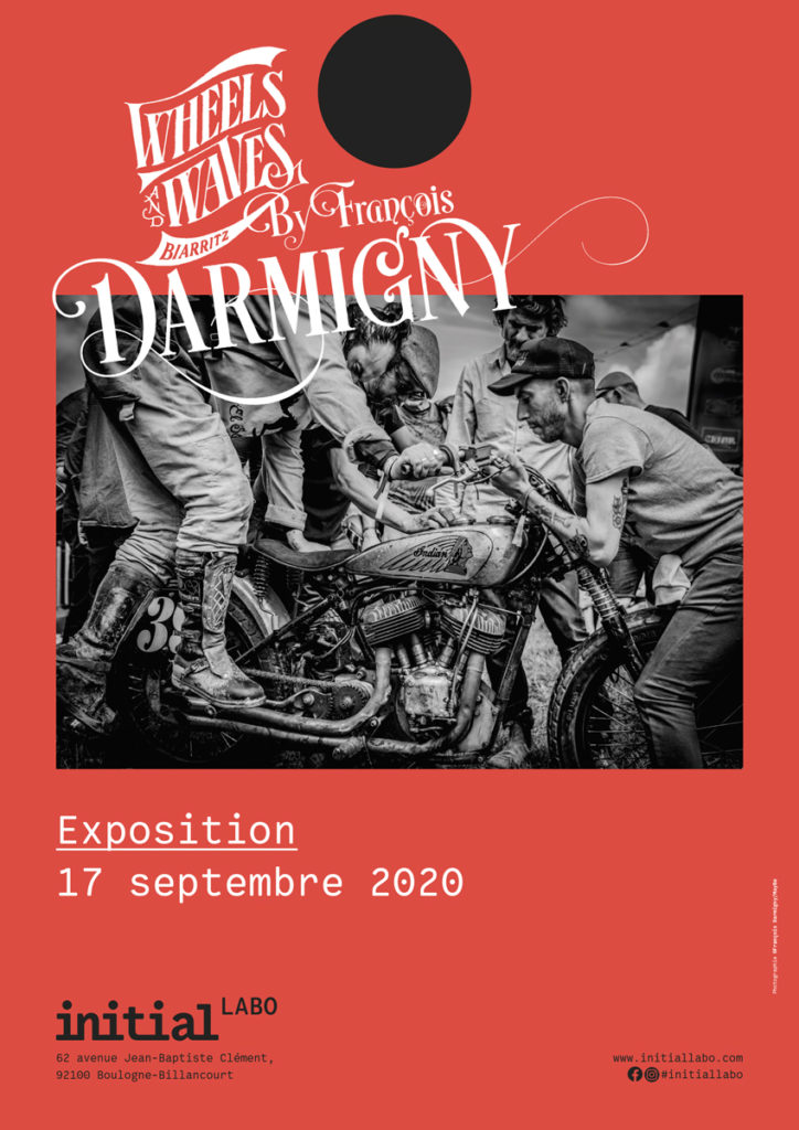 Wheels and Waves Exposition Photo Francois Darmigny 2020