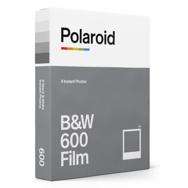 Polaroid 600 N&B Side