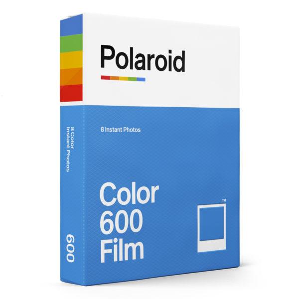 Polaroid 600 Couleur Side