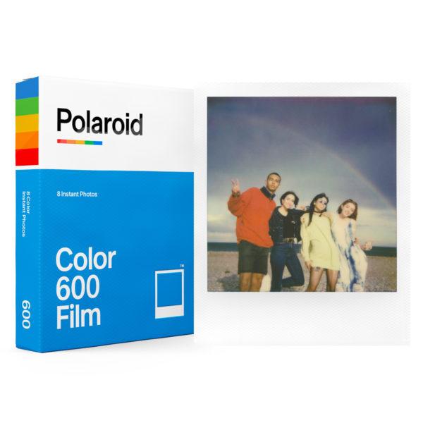 Polaroid 600 Couleur Lockup