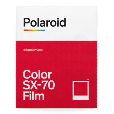 Polaroid SX-70 Couleur