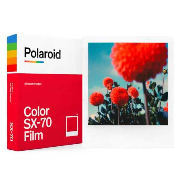 Polaroid SX-70 Couleur Lockup