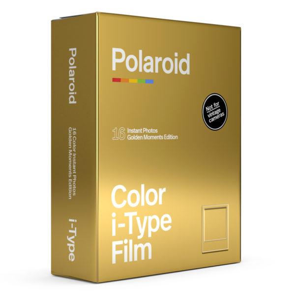 Polaroid i-Type Golden Moments Side
