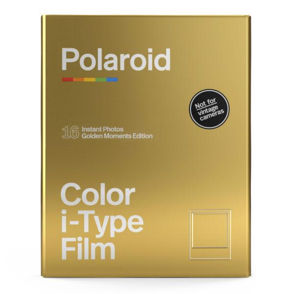 Polaroid i-Type Golden Moments