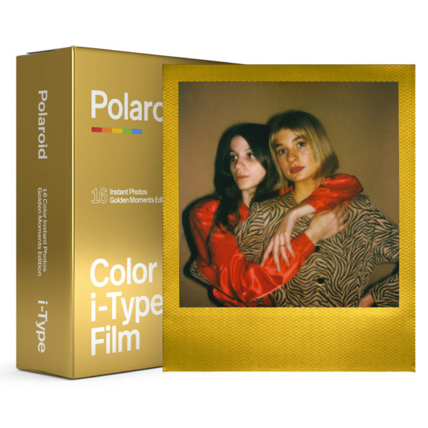 Polaroid i-Type Golden Moments Lockup