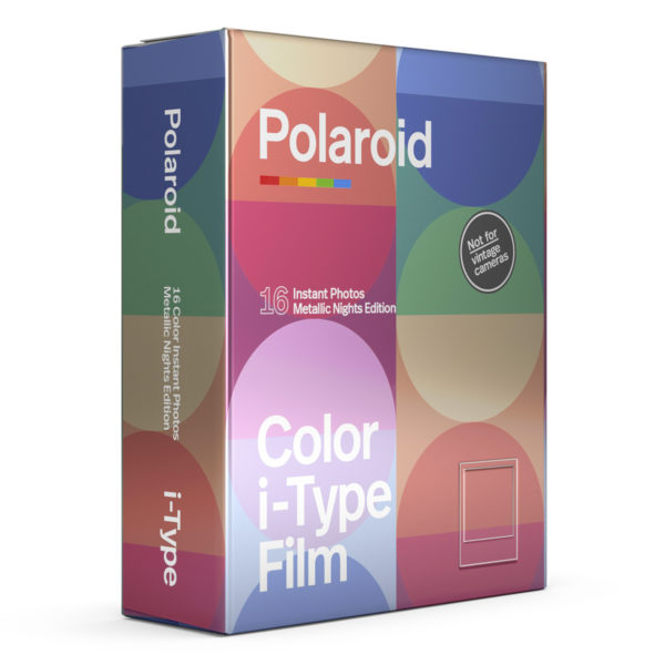 Polaroid i-Type Metallic Nights Side