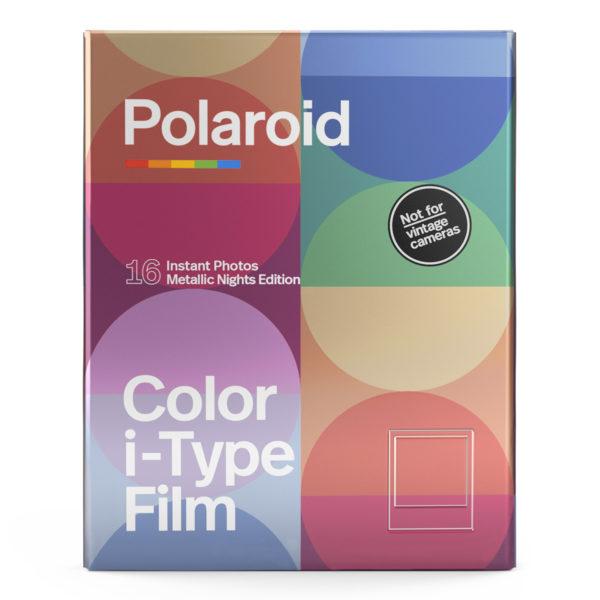 Polaroid i-Type Metallic Nights