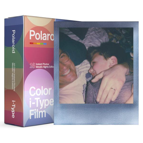 Polaroid i-Type Metallic Nights Lockup
