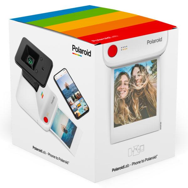 Polaroid Lab Box