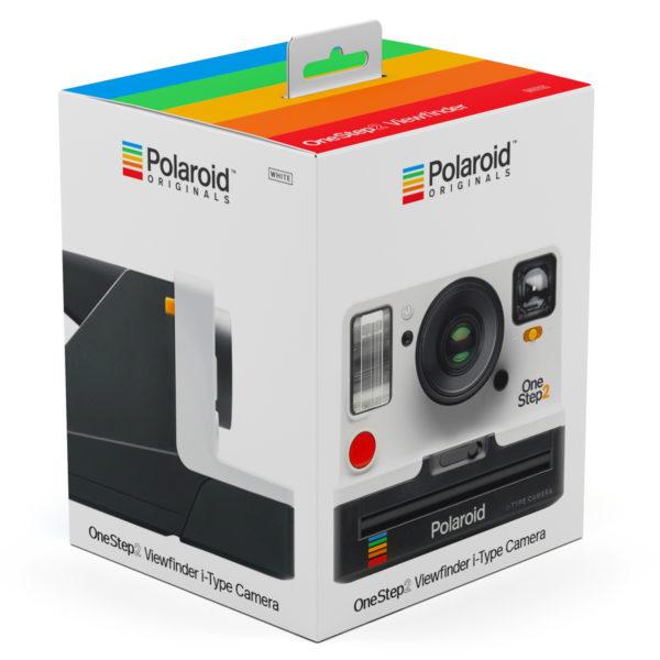 Polaroid One Step 2 White Box