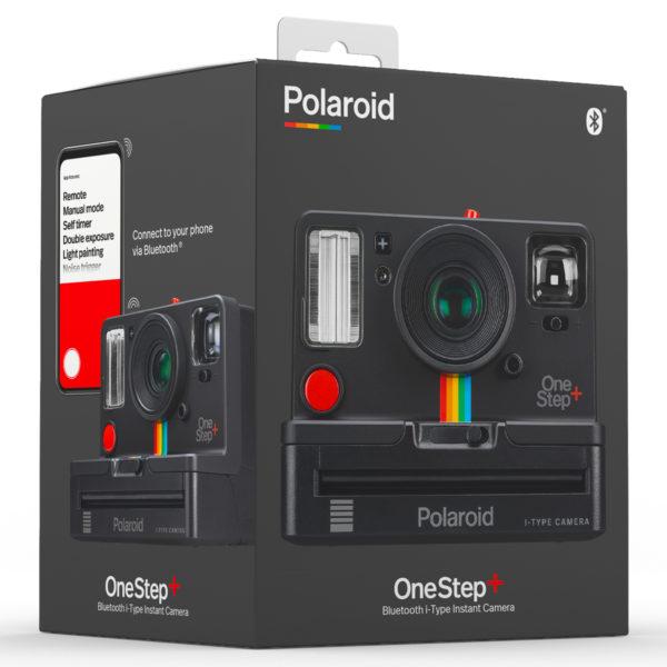 Polaroid OneStep+ Black 05
