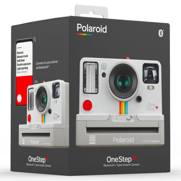 Polaroid OneStep+ White Box