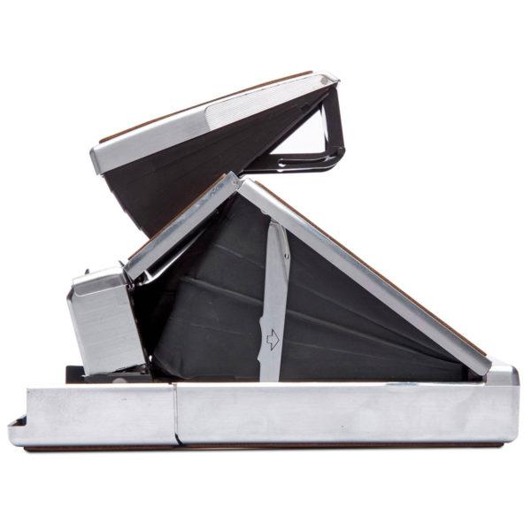 Polaroid SX-70 Silver/Brown 03