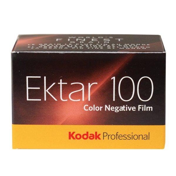 Kodak Ektar 100 Box