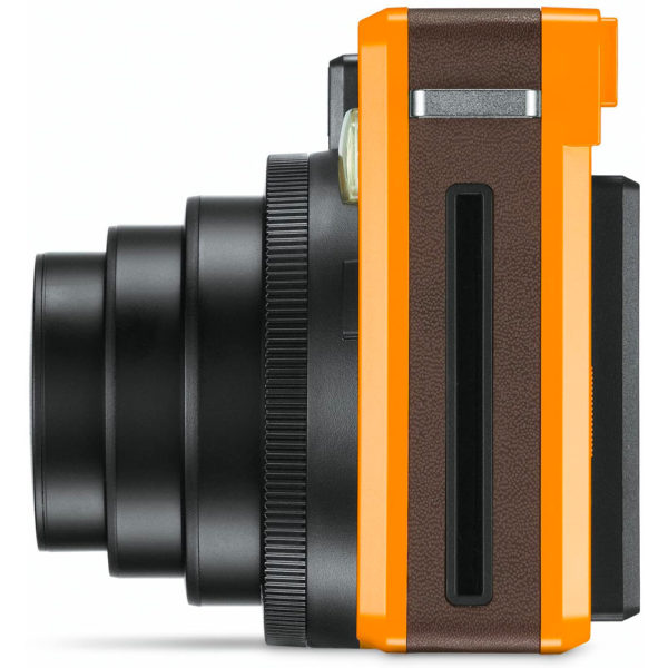 Leica Sofort Orange Side