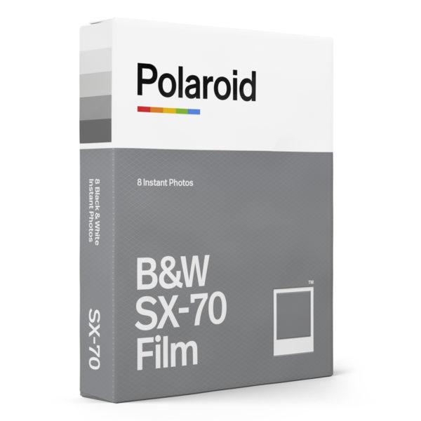 Polaroid SX-70 N&B Side