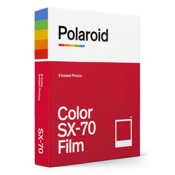 Polaroid SX-70 Couleur Side