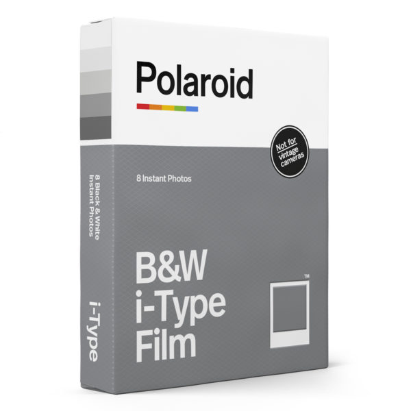 Polaroid i-Type N&B Side