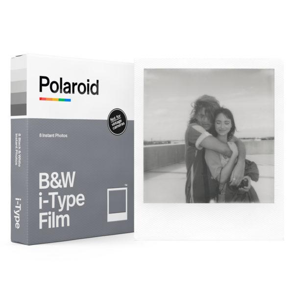 Polaroid i-Type N&B Lockup