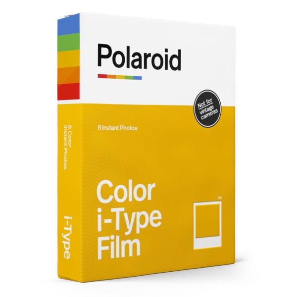 Polaroid i-Type Couleur Side