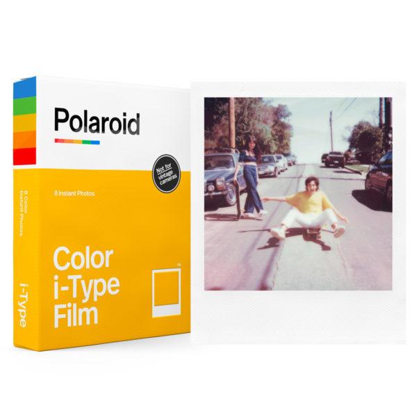 Polaroid i-Type Couleur Lockup