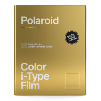 Polaroid i-Type Golden Moments