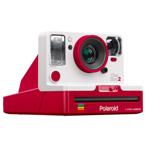 Polaroid One Step 2 Red 02