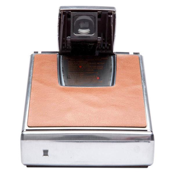 Polaroid SX-70 Silver/Brown 05
