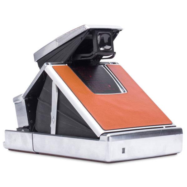 Polaroid SX-70 Silver/Brown 04