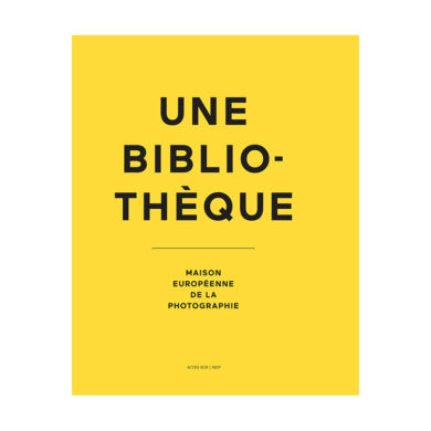 Irene Attinger - Une Bibliothèque Maison Européenne de la Photographie 01