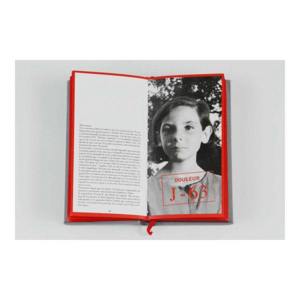 Sophie Calle - Douleur Exquise 04