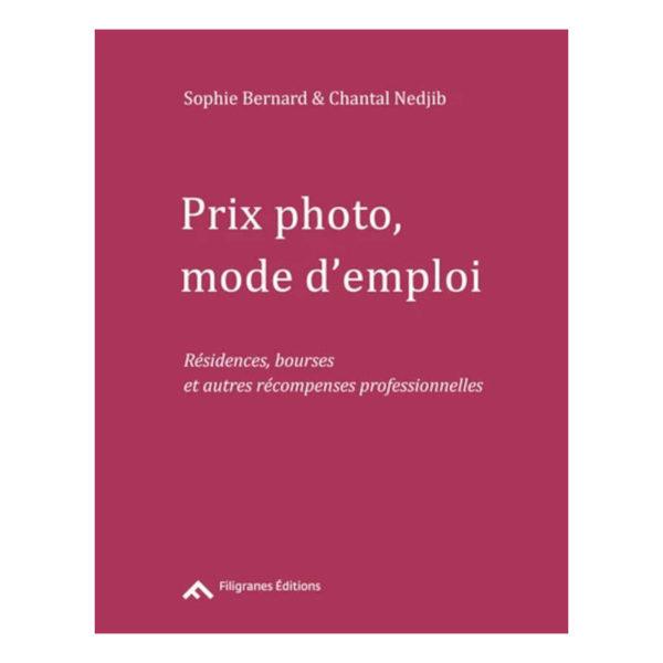 Chantal Nedjib et Sophie Bernard - Prix Photo Mode d'Emploi 01