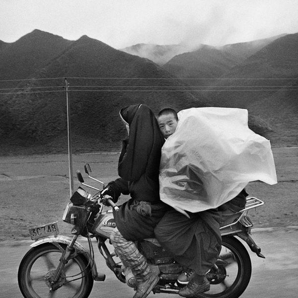 Jacques Borgetto - Si Près du Ciel, le Tibet 05