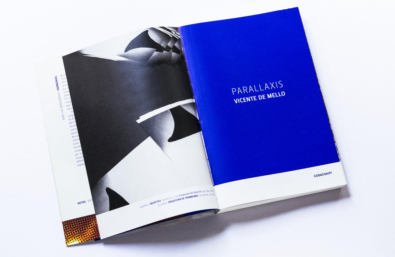 Vicente De Mello - Parallaxis 02