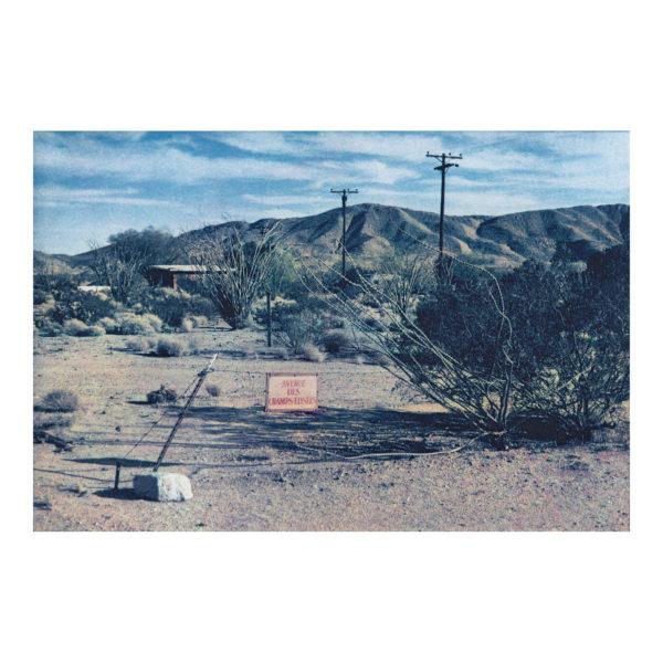 Bernard Plossu - Western Colors 05