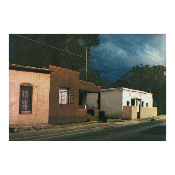 Bernard Plossu - Western Colors 07