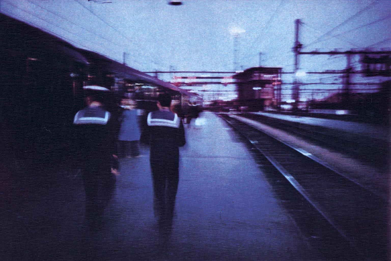 Bernard Plossu Gare de Lyon Paris Photo Days Initial Labo